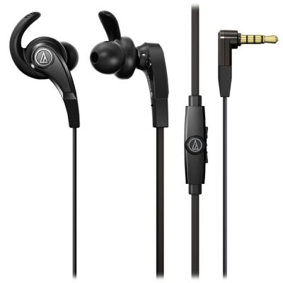 �������� Audio-Technica ATH-CKX9iS BK