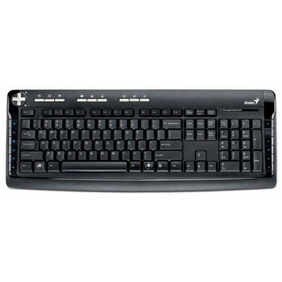 Клавиатура Genius KB-350e Black USB