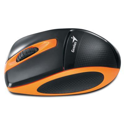 Мышь беспроводная Genius DX 7010 Orange GM-DX 7010 Orng