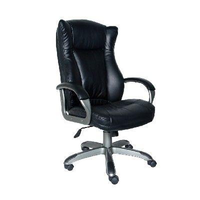 Офисное кресло Бюрократ руководителя CH-879DG/Black