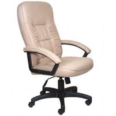 Офисное кресло Бюрократ руководителя бежевый T-9908AXSN/F10