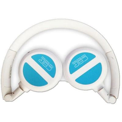 Наушники с микрофоном CBR CHP 633 Bt White/Blue