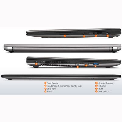 ������� Lenovo IdeaPad S400 Gray 59404317 (59-404317)