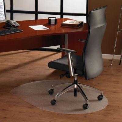 Коврик напольный Floortex для паркета/ламината овальный 99х125 см 129919SR