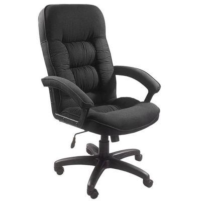 Офисное кресло Бюрократ руководителя черное(8011) T-9908AXSN-Black