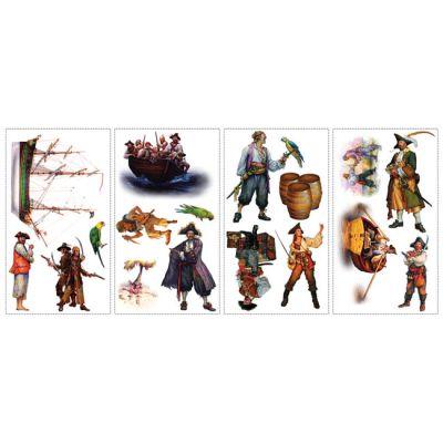 Декоративная наклейка RoomMates RMK1041SCS Пираты