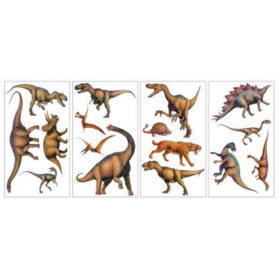Декоративная наклейка RoomMates RMK1043SCS Динозавры