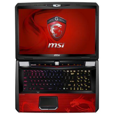 Ноутбук MSI GT70 2OD-646RU (Dragon Edition 2)