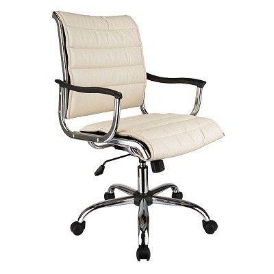 Офисное кресло Бюрократ CH-994AXSN/Ivory (слоновая кость)
