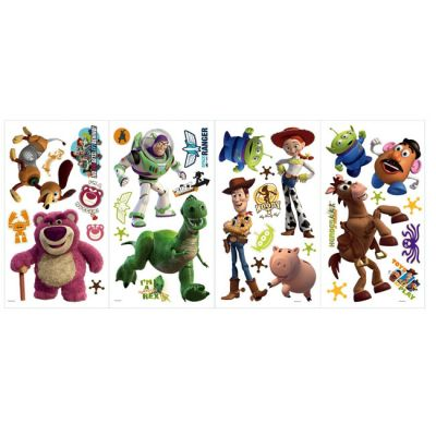 Декоративная наклейка RoomMates RMK1428SCS Disney История игрушек