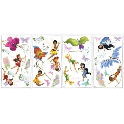 Декоративная наклейка RoomMates RMK1493SCS Disney Феи