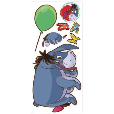 Декоративная наклейка RoomMates RMK1503GM Disney Винни Пух