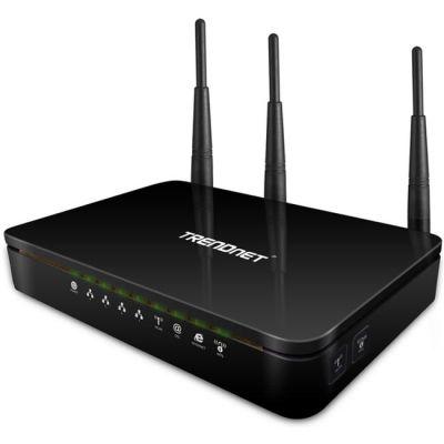 Wi-Fi роутер TrendNet TEW-635BRM 300Mbps adsl