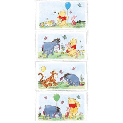 Декоративная наклейка RoomMates RMK1637SCS Disney Винни Пух