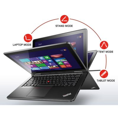 Ультрабук Lenovo ThinkPad Yoga S1 20CDA011RT