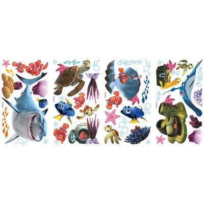 Декоративная наклейка RoomMates RMK2059SCS Disney В поисках Немо