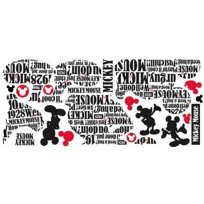 Декоративная наклейка RoomMates RMK2073GM Disney Микки Маус
