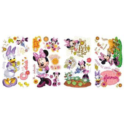 Декоративная наклейка RoomMates RMK2075SCS Disney Минни Маус