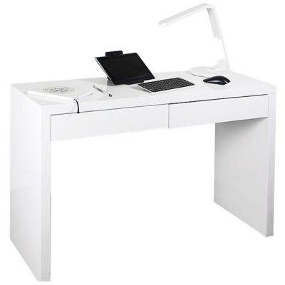 Стол Бюрократ DL-HG002/White (Белый)