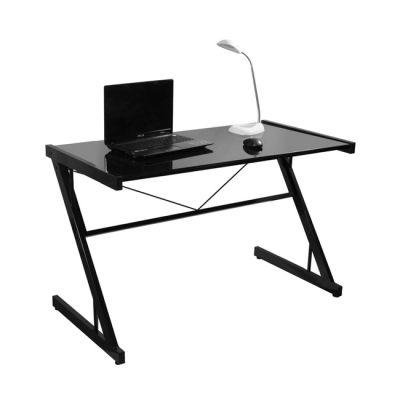 Стол Бюрократ SIGMA-3/Black (чёрный)