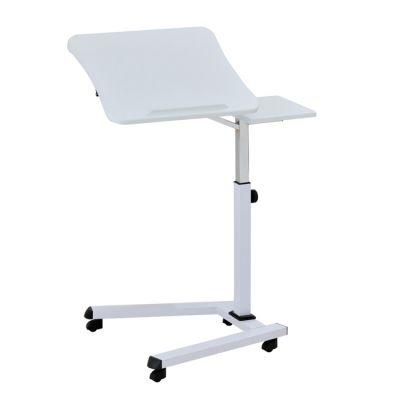 Стол Бюрократ LT-001/White (Белый)