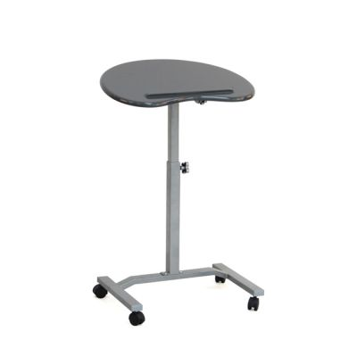 Стол Бюрократ LT-HG005/gray (Серый)