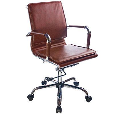 Офисное кресло Бюрократ офисное CH-993-Low/brown