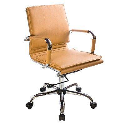 Офисное кресло Бюрократ офисное CH-993-Low/camel