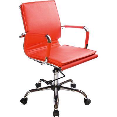 Офисное кресло Бюрократ офисное CH-993-Low/red