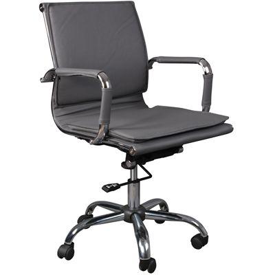 Офисное кресло Бюрократ офисное CH-993-Low/grey