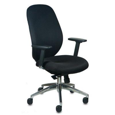 Офисное кресло Бюрократ офисное Black CH-586/TW-11