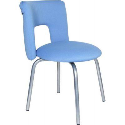 Офисное кресло Бюрократ посетителя KF-1/27-24/Blue