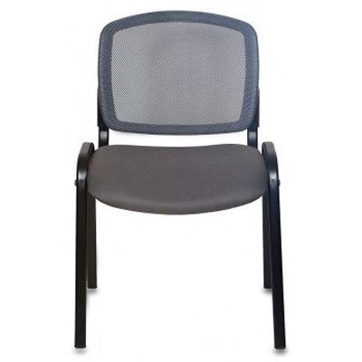 """Офисное кресло Бюрократ посетителя """"Вики"""" Dark Gray (68857) Вики/DG/15-13"""