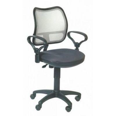 Офисное кресло Бюрократ офисное Ch-799 Light-Grey