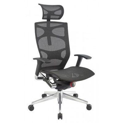 Офисное кресло Бюрократ руководителя Alum (68873) 811/319