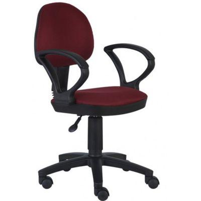 Офисное кресло Бюрократ CH-318AXN/15-11 Bordo (68878)