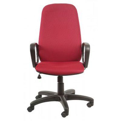 Офисное кресло Бюрократ руководителя TW-13 Bordo (68887) CH-808AXSN/TW-13