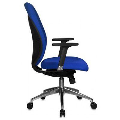 Офисное кресло Бюрократ офисное CH-586/TW-10/Blue