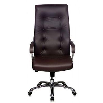 Офисное кресло Бюрократ руководителя _BOSS/BROWN