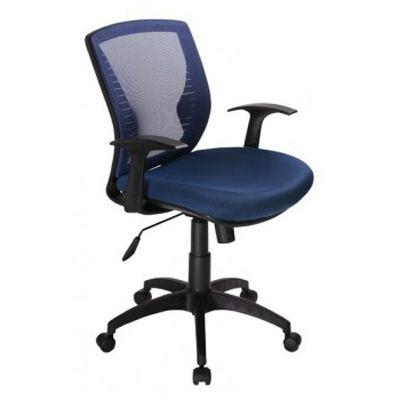 Офисное кресло Бюрократ Ch-897 Blue (68959) CH-897/BL/TW-10