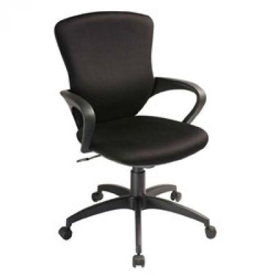 Офисное кресло Бюрократ офисное Black (68963) CH-818AXSN-Low/15-21
