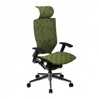 Офисное кресло Бюрократ руководителя Green (69004) 811/Green