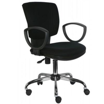 Офисное кресло Бюрократ офисное Ch-626AXSL Black