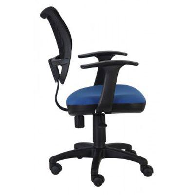 Офисное кресло Бюрократ Ch-797AXSN Blue