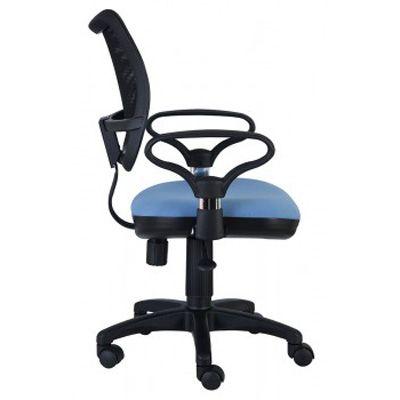 Офисное кресло Бюрократ Ch-799AXSN Blue