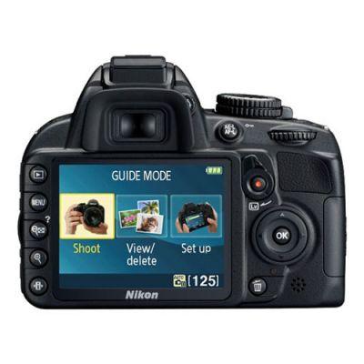 Зеркальный фотоаппарат Nikon D3200 Kit 18-55 vr [VBA330K001]