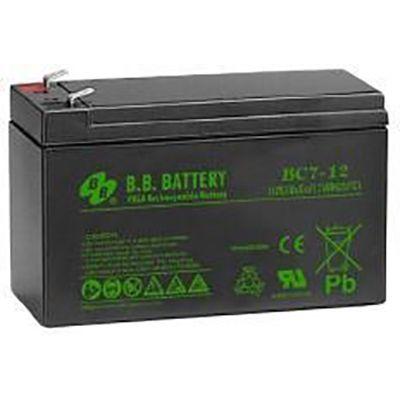 Аккумулятор B.B. Battery BC 7-12 (12V; 7Ah) BB-BC12/7