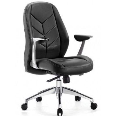 Офисное кресло Бюрократ руководителя Black Zen-Low/Black