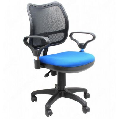 Офисное кресло Бюрократ офисное CH-799AXSN/Indigo