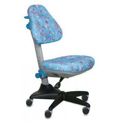 Офисное кресло Бюрократ Детское (blue handle) (69103) KD-2/BL/aqua